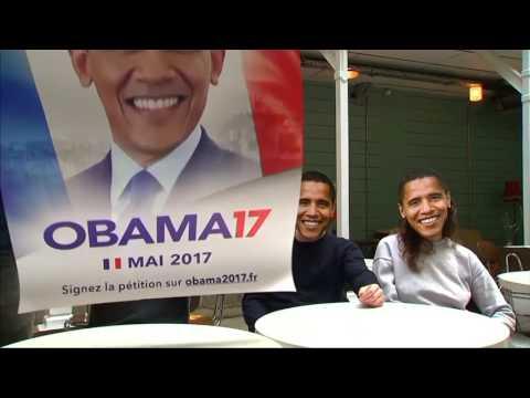 Barack Obama, next French president?