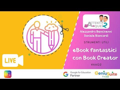 BOOK CREATOR come creare ebook fantastici! [Attenti a quei 2]