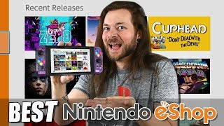 10 NEW Nintendo Switch eShop Games Worth Buying