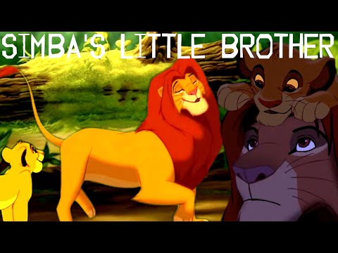 Simba's Little Brother (A Lion King Crossover)