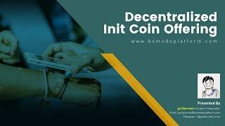 Presentation for dICO by Korean Ambassador (goldenman) - KOR version