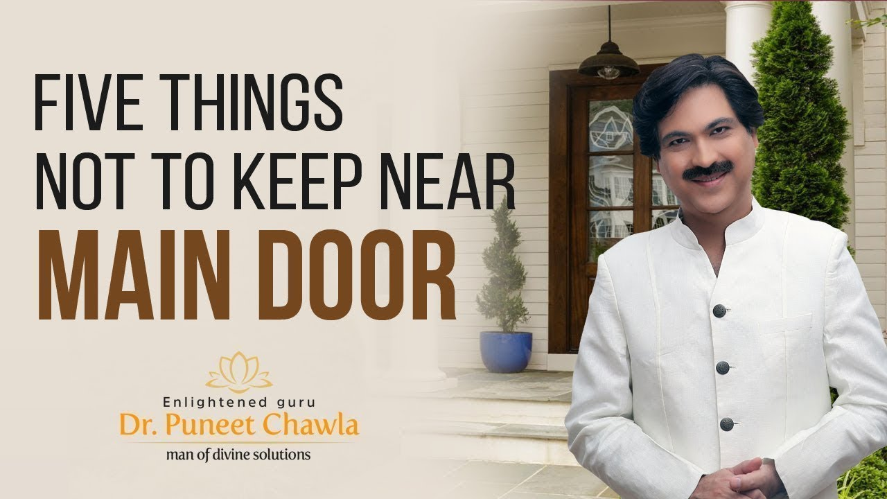 Vastu Shastra For Home Do You Know How Good Is Your Main Door