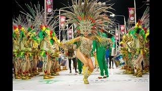 Comparsa Ráfaga - Show Batería Nota Mil- CUARTA Noche - Carnaval de Concordia 2019