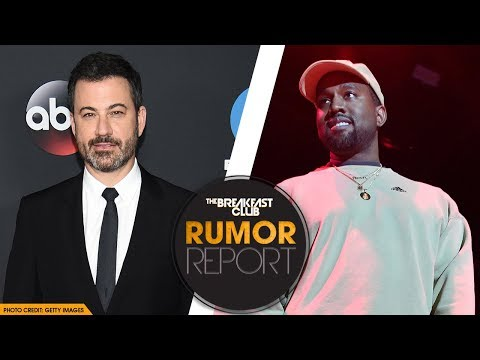 Kanye West Explains Supporting Donald Trump on Jimmy Kimmel