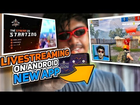 How To Stream On Android. New Streaming App For Android. Better Than Streamlabs App On Android ?