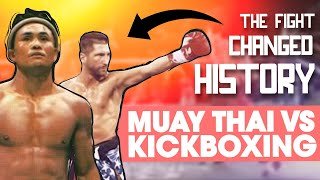 Muay Thai vs. Kickboxing: