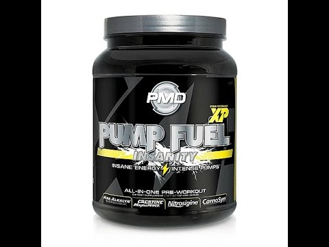 Pmd Pump Fuel Insanity Pre Workout Review How To Take My Pre