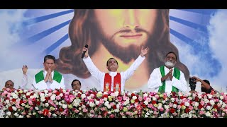 ✞ Powerful Deliverance Song by Fr Dominic Valanmanal | Potta Bible Convention 2019