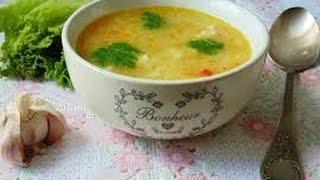 Суп с клецками.(Аш умач)!