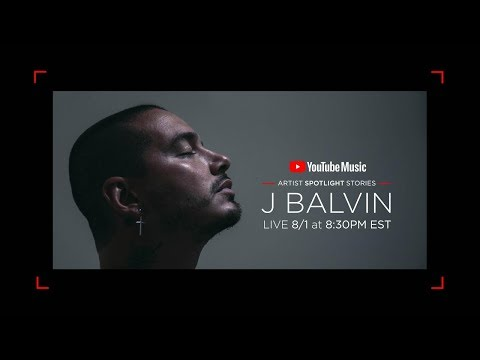 J Balvin - Redefining Mainstream (Live Q&A From YT Space NY)