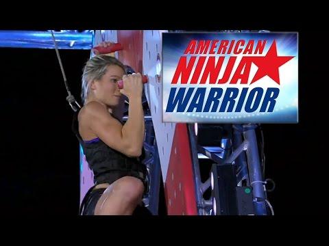 American Ninja Warrior All Star Skills Competition - Giant Pegboard (Season 8)