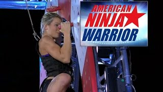 American Ninja Warrior All Star Skills Competition - Giant Pegboard (Season 8)