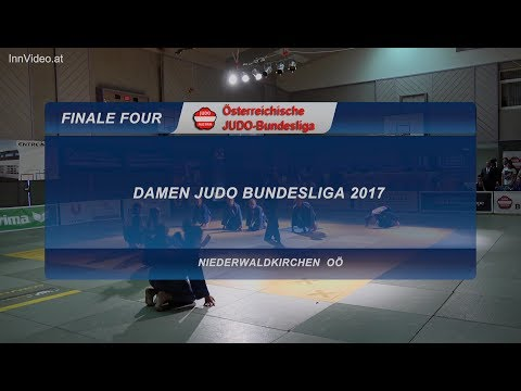 Damen Judo Bundesliga 2017 Finale Four