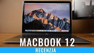 Macbook 12 - recenzja, test PL