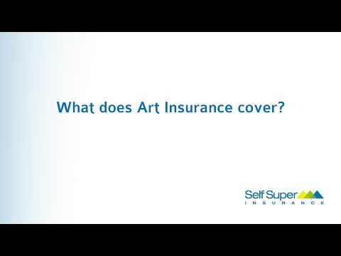 What does Art Insurance cover?