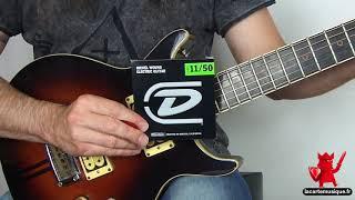 Cordes Dunlop Nickel Wound tirant 11/50 ( DEN 11/50)