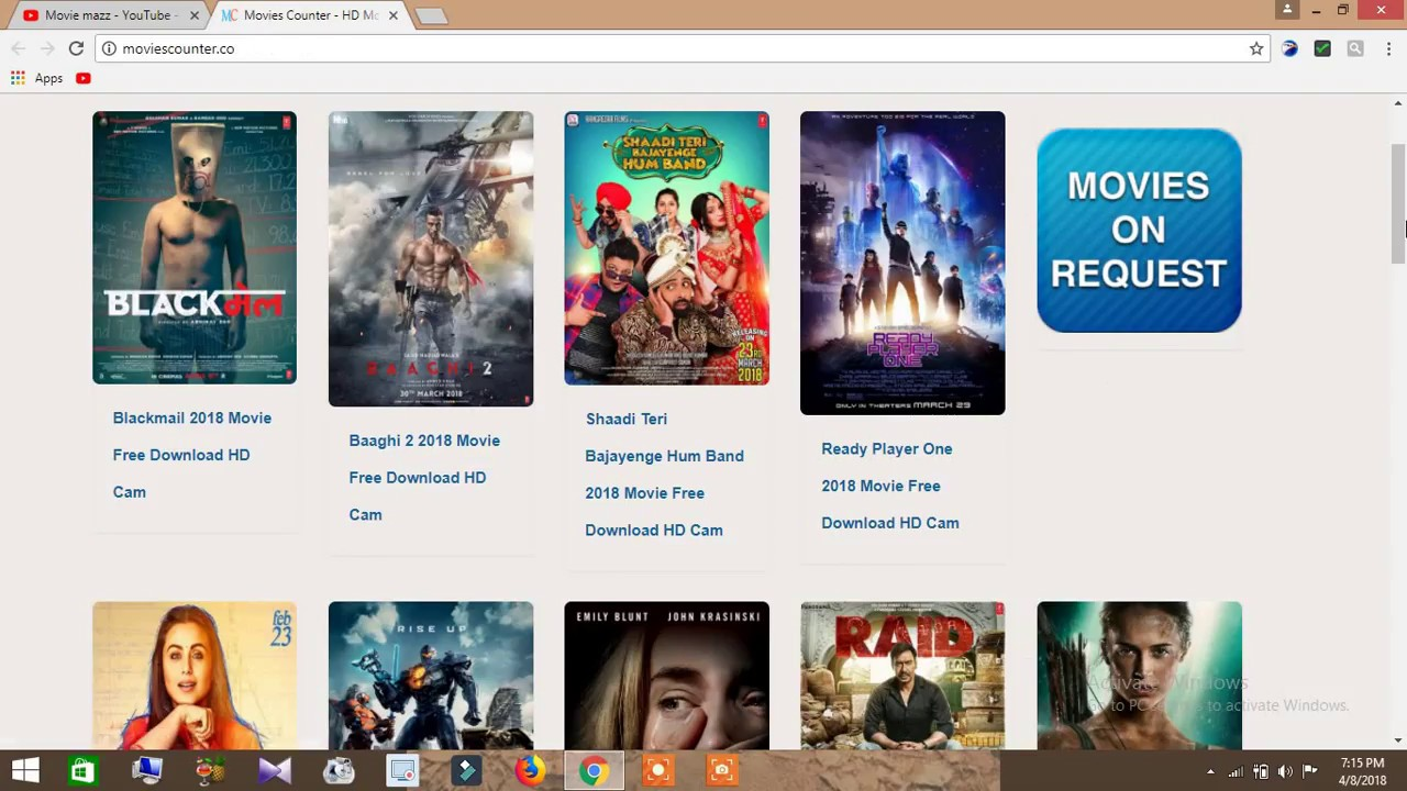 2018 3 Best Websites To Download South Hindi Dubbed Movies