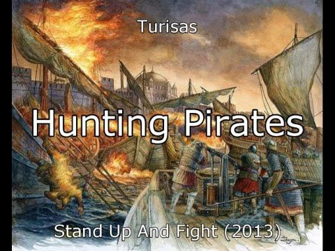 Hunting Pirates Lyric Video - Turisas
