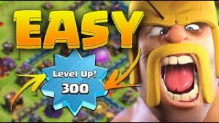 How to getting a HIGH LEVEL in CLASH OF CLANS | coc | req n leave | req n gtfo| coc cheat? REQ N GO