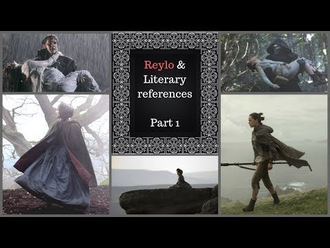 Literary References in Reylo: Jane Eyre