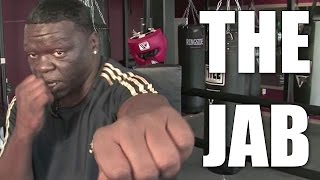 The Boxing Jab with Jeff Mayweather
