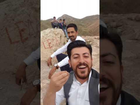 Doğubayazıt Kalesinde !! Süper Kürtçe Şarkı / Brusk Azad