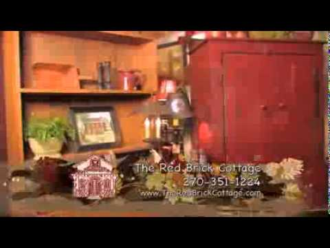 The Red Brick Cottage: High Quality Primitive Gifts & Gift Baskets