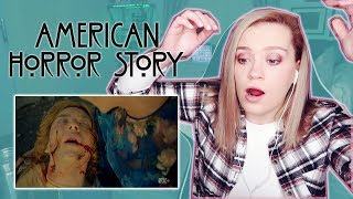 "American Horror Story: Apocalypse Season 8 Episode 10 ""Apocalypse Then"" REACTION! (Season Finale)"