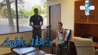Ankle ABCs - De La Cruz Chiropractic