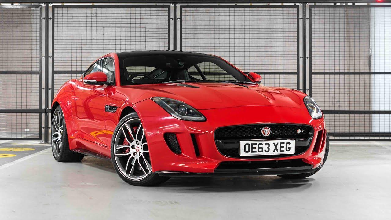 MY NEW CAR   Jaguar F Type R Coupé   YouTube