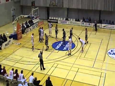#4 James Lewis -- Finland (LrNMKY) -- Full Game (25pts, 18rebs)