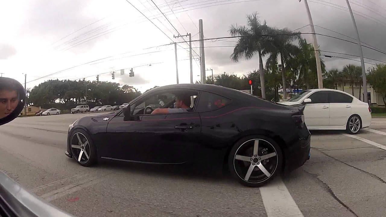 scion frs turbo vs m3