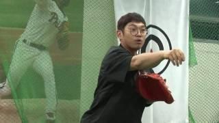 김코치의 일대일 야구클리닉13- 수비와 손목 그리고 선출