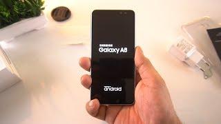 Samsung Galaxy A8 2018 Unboxing [Urdu/Hindi]