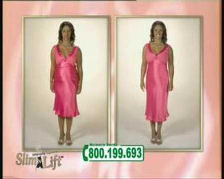 Guaina modellante Slim N lift Supreme Puntoshop - YouTube