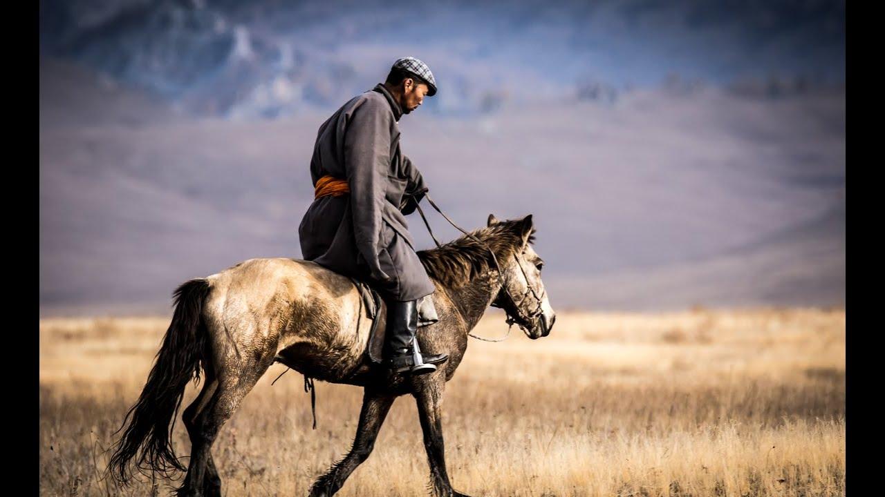 Short: Mongolian Taiga by Horseback