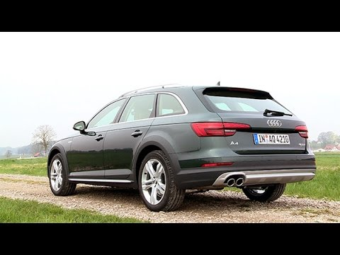 Audi A4 Allroad Youtube