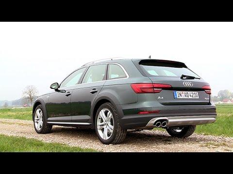Audi A4 allroad - YouTube