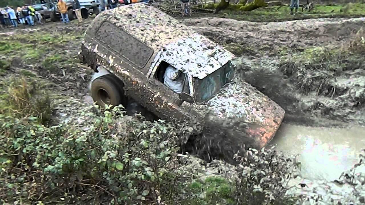 Chevy K5 Blazer Oregon Mud Fest 2012 - YouTube