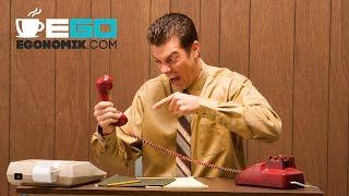 Telefon dolandırıcısı Şükrü'yü çileden çıkardık - (egonomik.com)