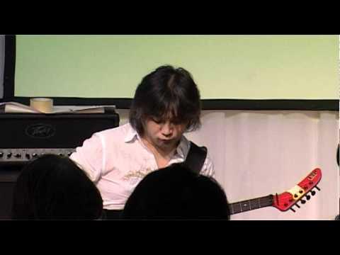 """Azure Blue World"" - Live by Jun Senoue"