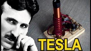 Катушка Тесла! Качер Бровина. The Tesla Coil. DIY(Готовый набор по сборке катушки Тесла можно приобрести ✓по ссылке: https://goo.gl/5uKg3c ✓Транзистор для катушки..., 2016-10-15T19:40:28.000Z)