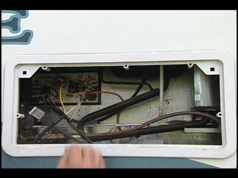 RV Refrigerator Norcold Operation YouTube