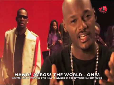 ONE8 – HANDS ACROSS THE WORLD OFFICIAL MUSIC VIDEO 2