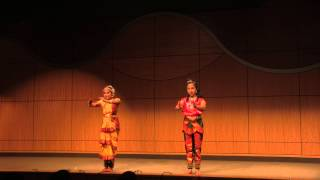 Tamil Classical Dance - Kids Talent Show 2012