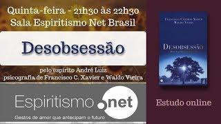 Sala Espiritismo Net Brasil - Desobsessão