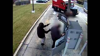 Armored Vehicle Robbery