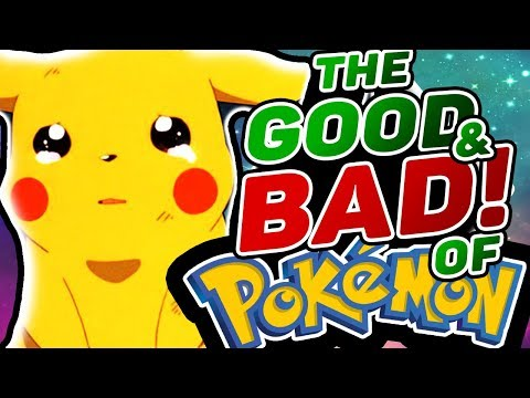 Are Pokemon Games Bad? The Good And Bad Of The Pokemon Series!