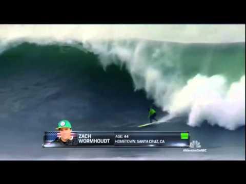 Mavericks Invitational 2014 Big Wave Surfing Contest