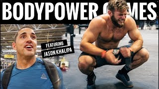 THE BODYPOWER GAMES (Competition Day)